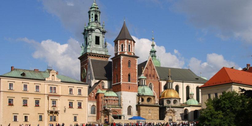 Polônia – Cracóvia –  Catedral de Wawel