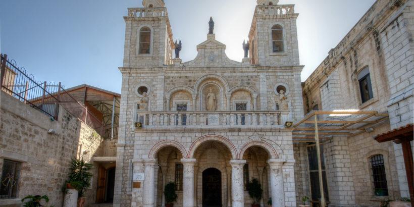 Terra Santa – Caná da Galiléia