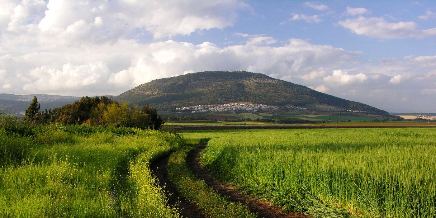 Terra Santa - Monte Tabor
