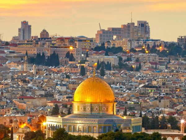 Terra Santa – Jerusalém