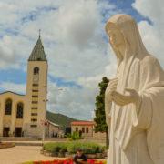 Santuário de Međugorje - Bósnia