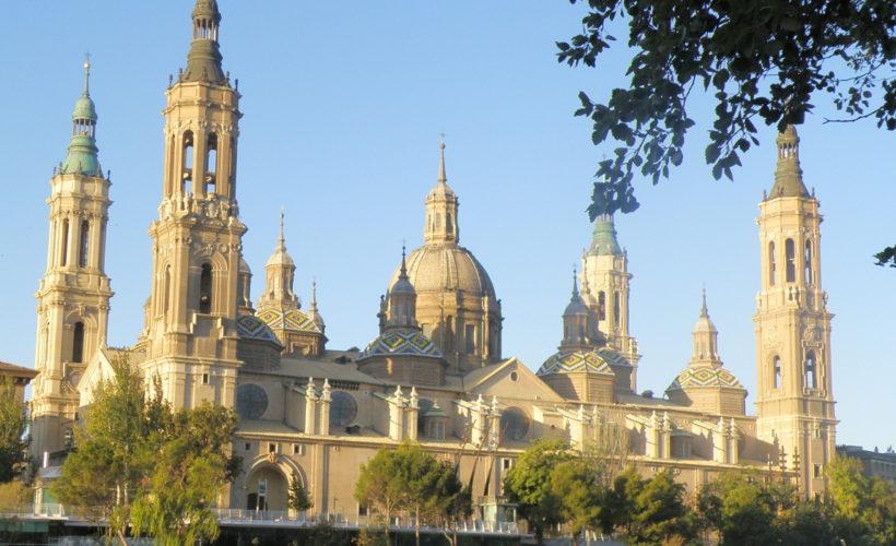 Igreja Nossa Senhora do Pilar – Zaragoza – Espanha