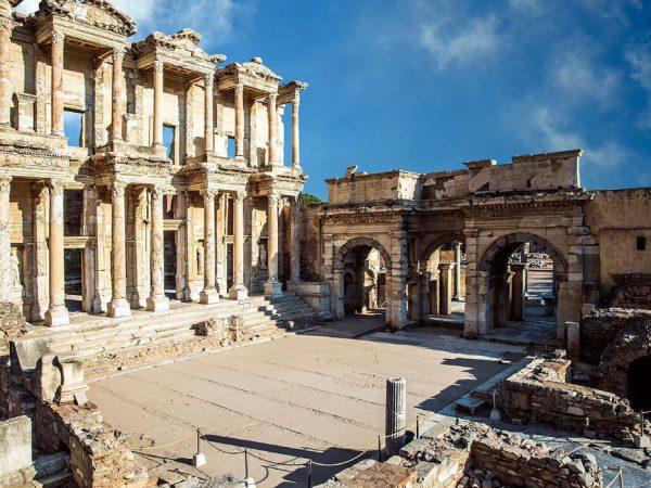 Turquia – Éfeso – Kusadasi