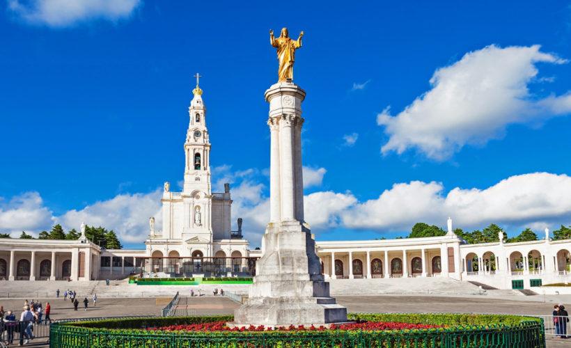Santuário de Nossa Senhora de Fátima – Portugal